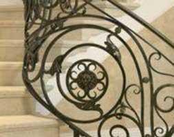 Custom Ornamental Iron Forging