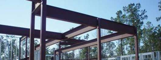 Eureka Forge specializes in custom structural steel and structural iron custom homes